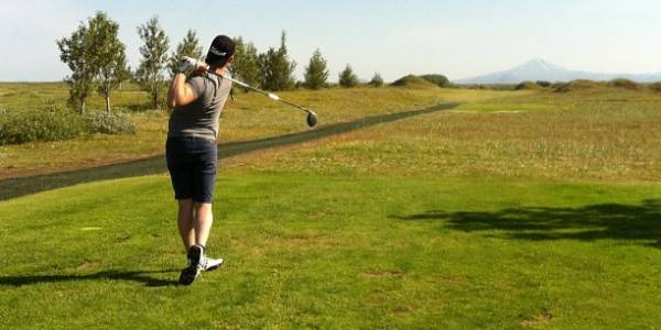 Top 10 golf courses in Iceland