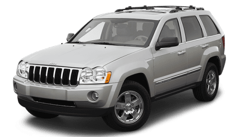 Jeep Grand Cherokee - Older Model