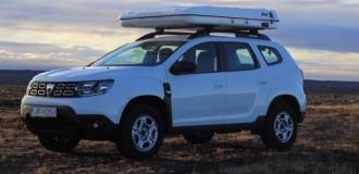 Dacia Duster + Roof Tent - 2019