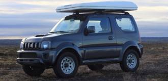 Suzuki Jimny (Manual) + Roof Tent - 2018