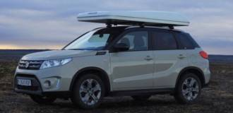 Suzuki Vitara (Manual) + Roof Tent